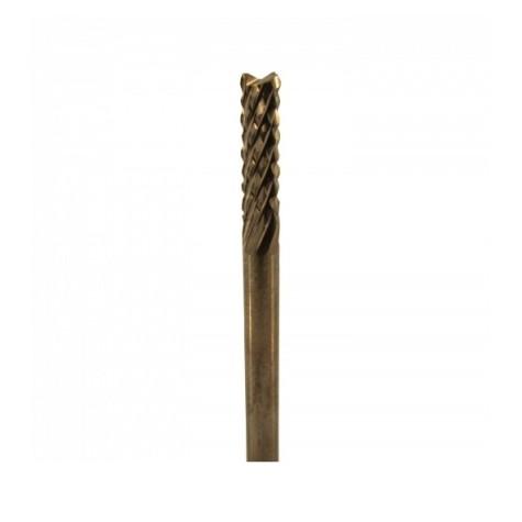 Frez wieloostrzowy diamentowy 1,2,3 mm VHM